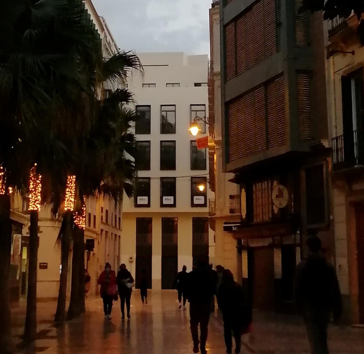 Nuevo edificio de apartamentos turísticos en el centro de Málaga 1