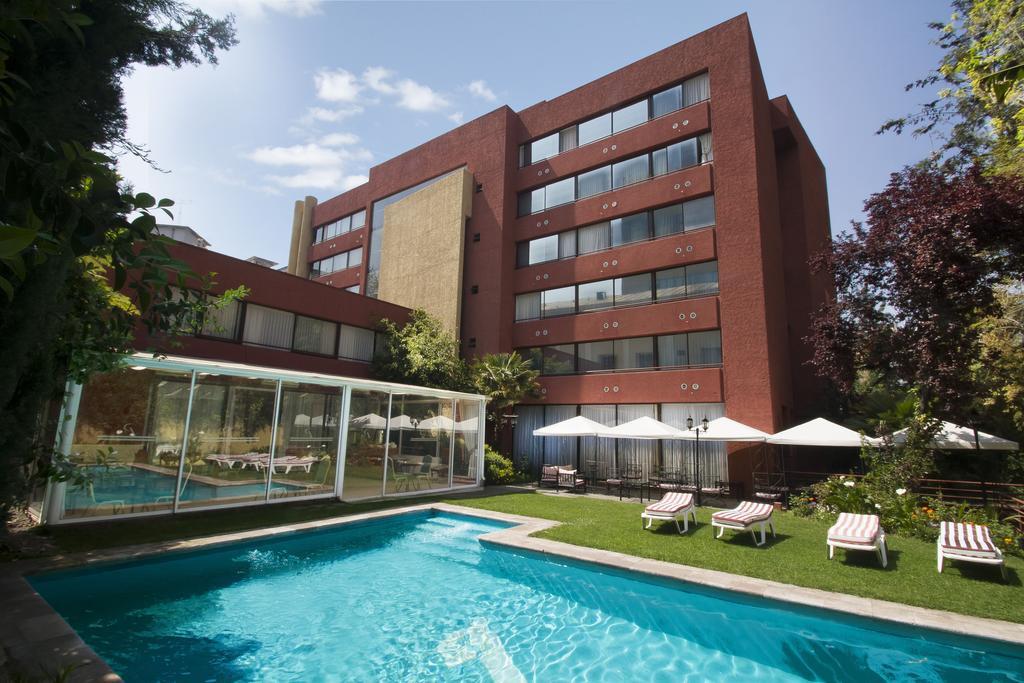 Hoteles en Chile muestran magros números.