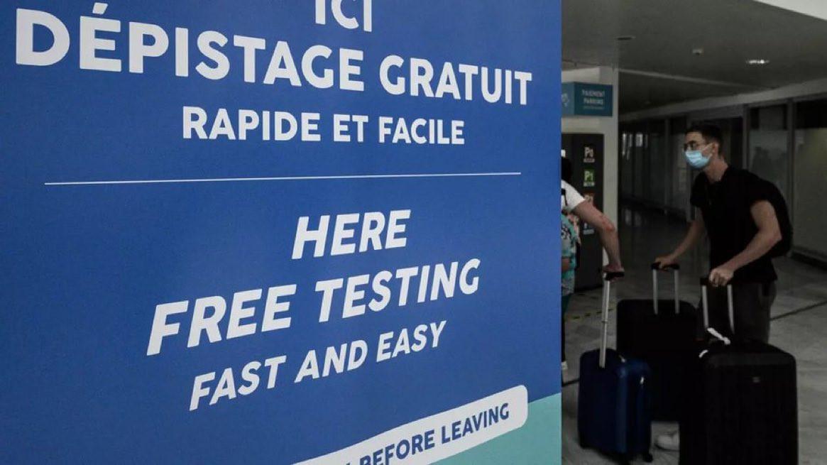 Nuevas restricciones en las fronteras francesas: blindaje casi total.