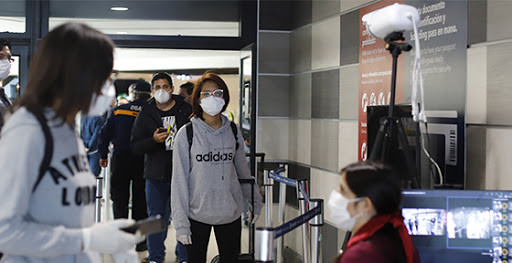 Las operaciones internacionales en el aeropuerto de Santiago fueron autorizadas a partir del 23 de noviembre.