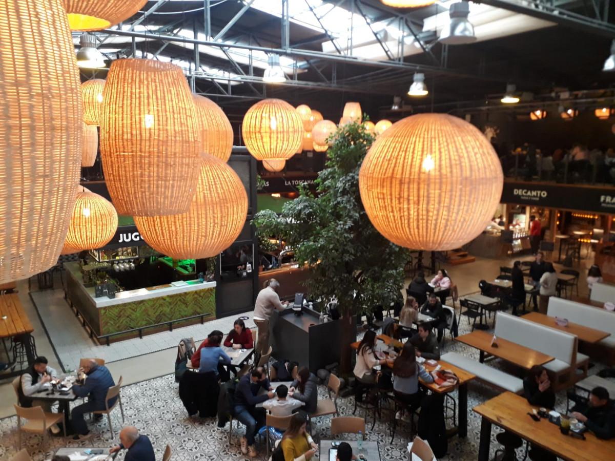 El sector gastronómico turístico está comprendido en las extensiones.
