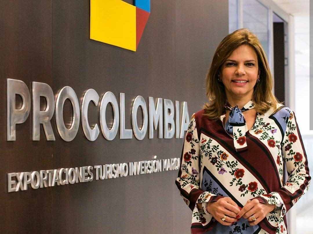 Flavia Santoro recordó que desde el año pasado el WTTC es un aliado de Colombia en el objetivo de apoyar al sector.