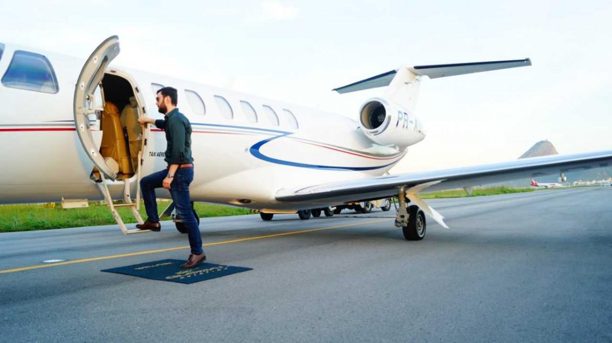 Vuelos privados en Sudamérica son el nuevo servicio de una compañía británica para viajeros ejecutivos y de lujo