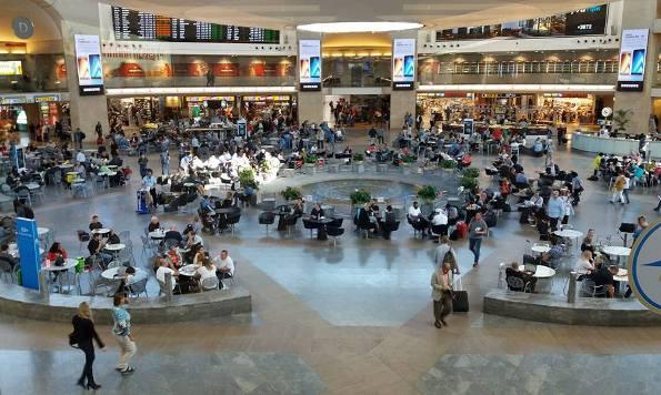 Aeropuerto Ben Gurión de Tel Aviv será reabierto el domingo 21 de febrero.