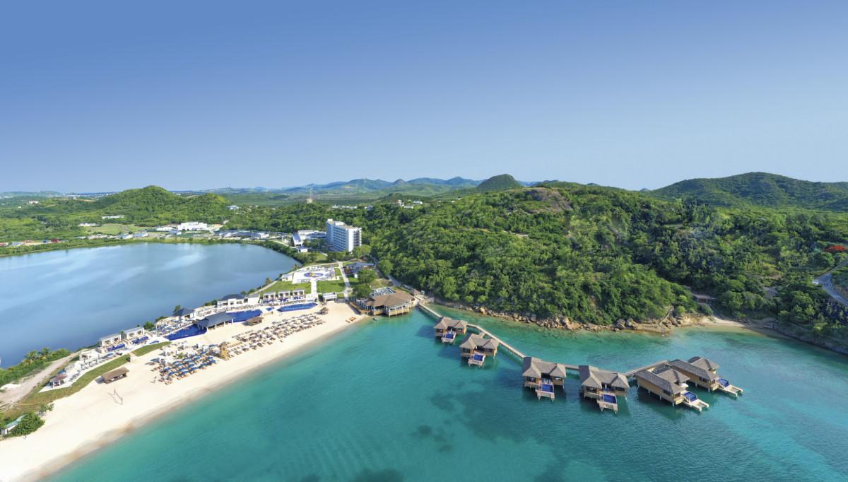Royalton Antigua, uno de los 19 resorts de Sunwing que Marriott acaba de incorporar