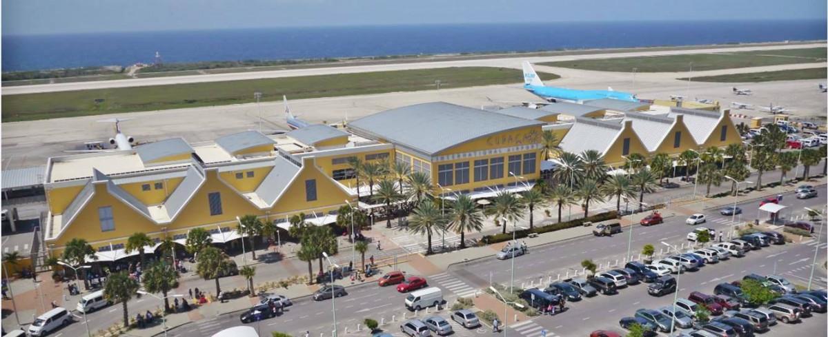 Aeropuerto Internacional de Curacao.