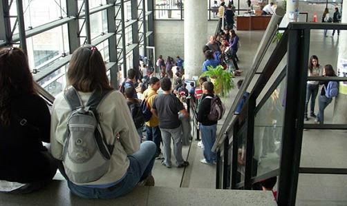 El Centro Universitario Región Litoral Norte, en Salto, es uno de los que imparte la Licenciatura en Turismo de la Universidad pública