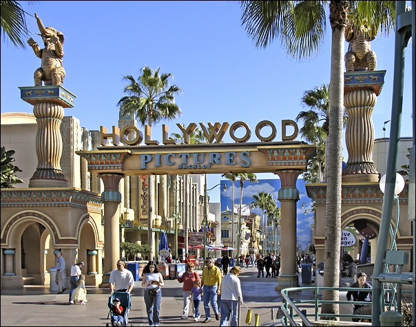 Disneyland Park Hollywood