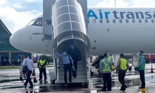 Cuba es uno de los principales destinos de Air Transat en el Caribe