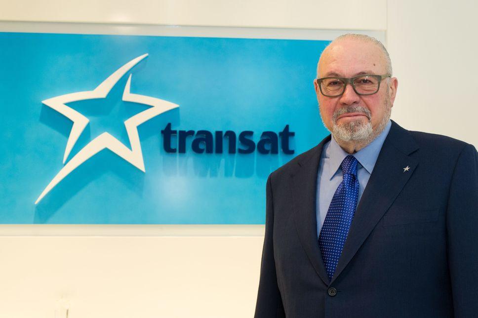 Jean Marc Eustache, cofundador y director ejecutivo de Transat.