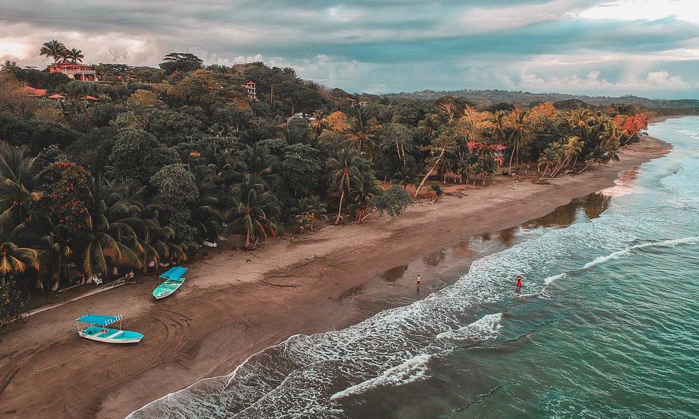 Costa Rica recuperó el 30% del turismo internacional en lo que va de 2021