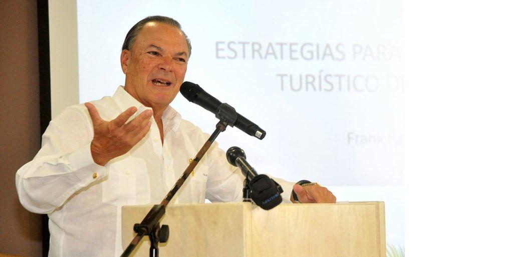 Frank Rainieri, presidente del Grupo Punta Cana.