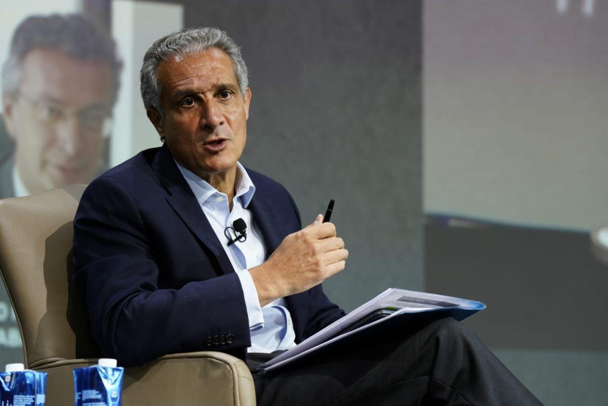 Raúl González, CEO de Barceló Hotel Group.