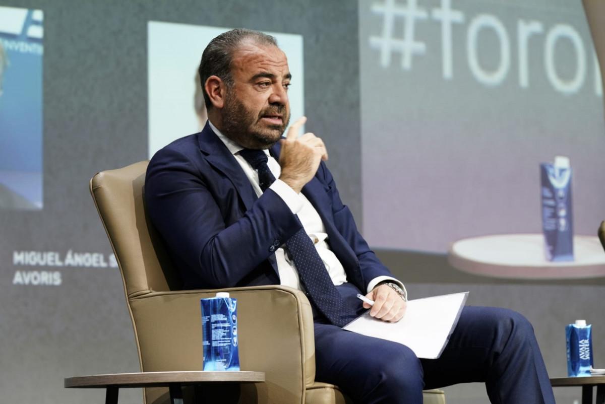 Gabriel Escarrer, CEO de Meliá Hotels International.