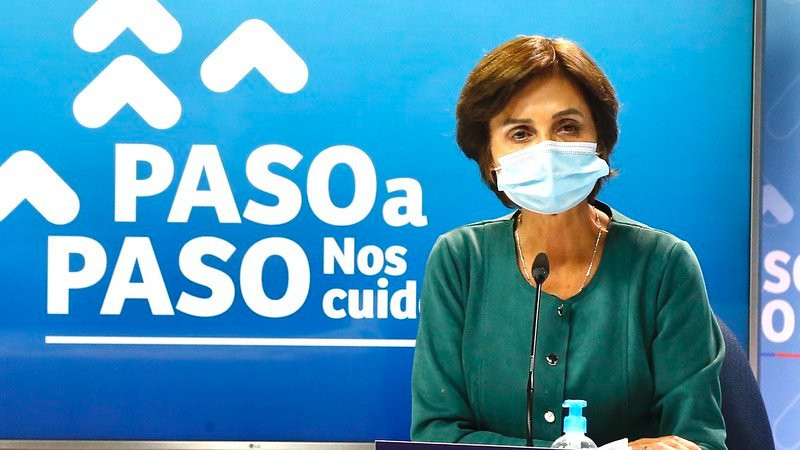Paula Daza, subsecretaria de Salud de Chile. Foto: Duna