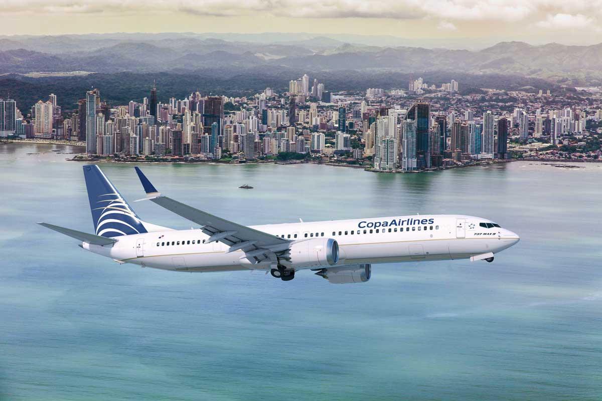 Boeing 737 MAX 9 de Copa Airlines