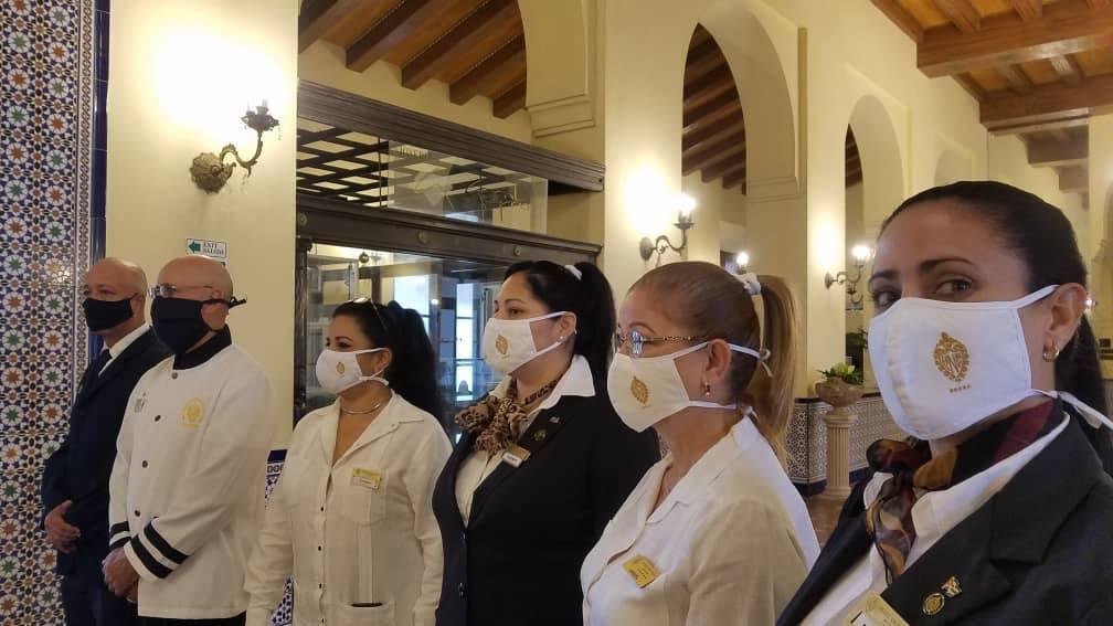 Turismo en pandemia en Cuba.
