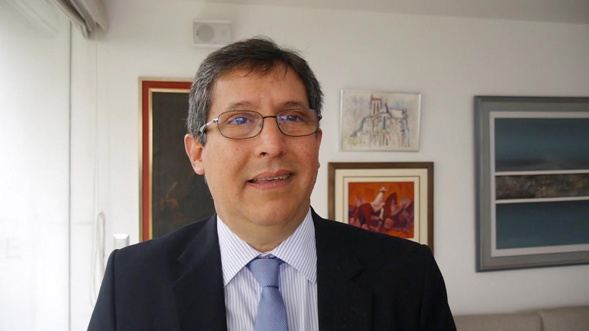 Ricardo Acosta, presidente de Apavit