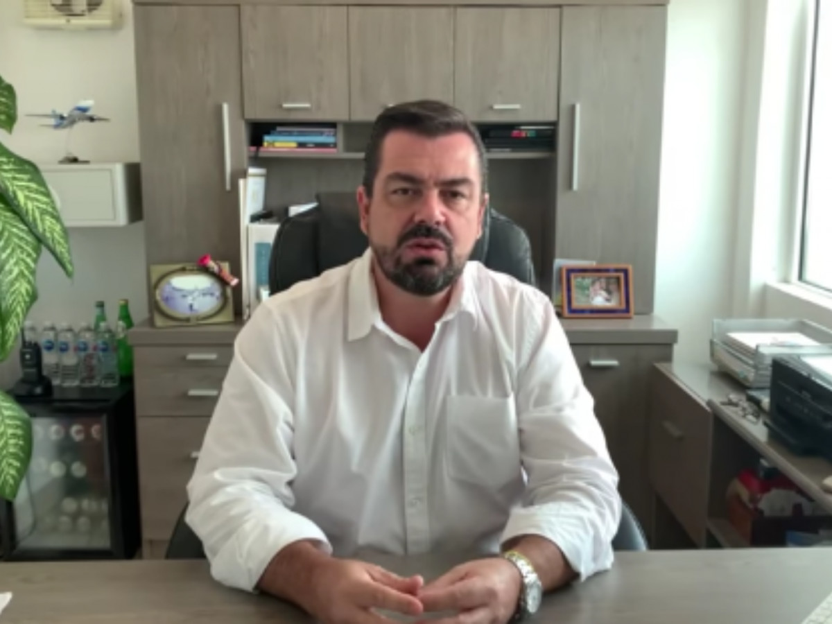 Roberto Cintrón, presidente de los hoteleros de Cancún y su zona