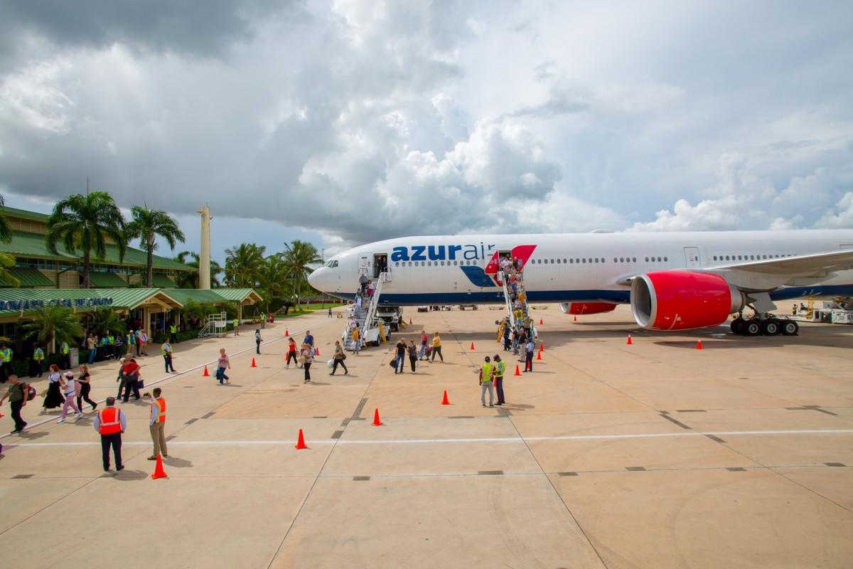 Aeropuerto de La Romana, República Dominicana