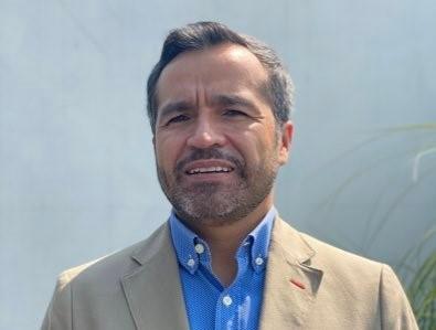 Cuitláhuac Gutiérrez, representante de IATA en México