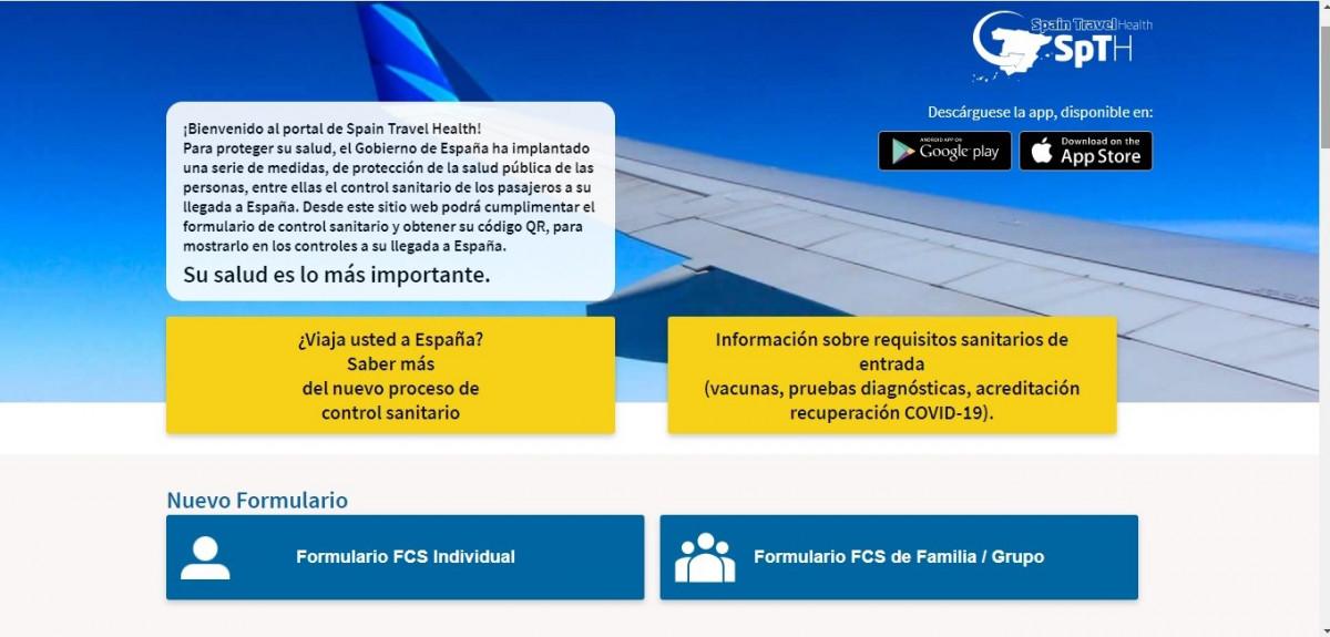 Spain Health Travel