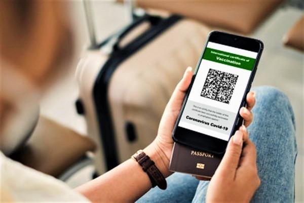 Certificado verde digital es puesto a prueba en Europa.