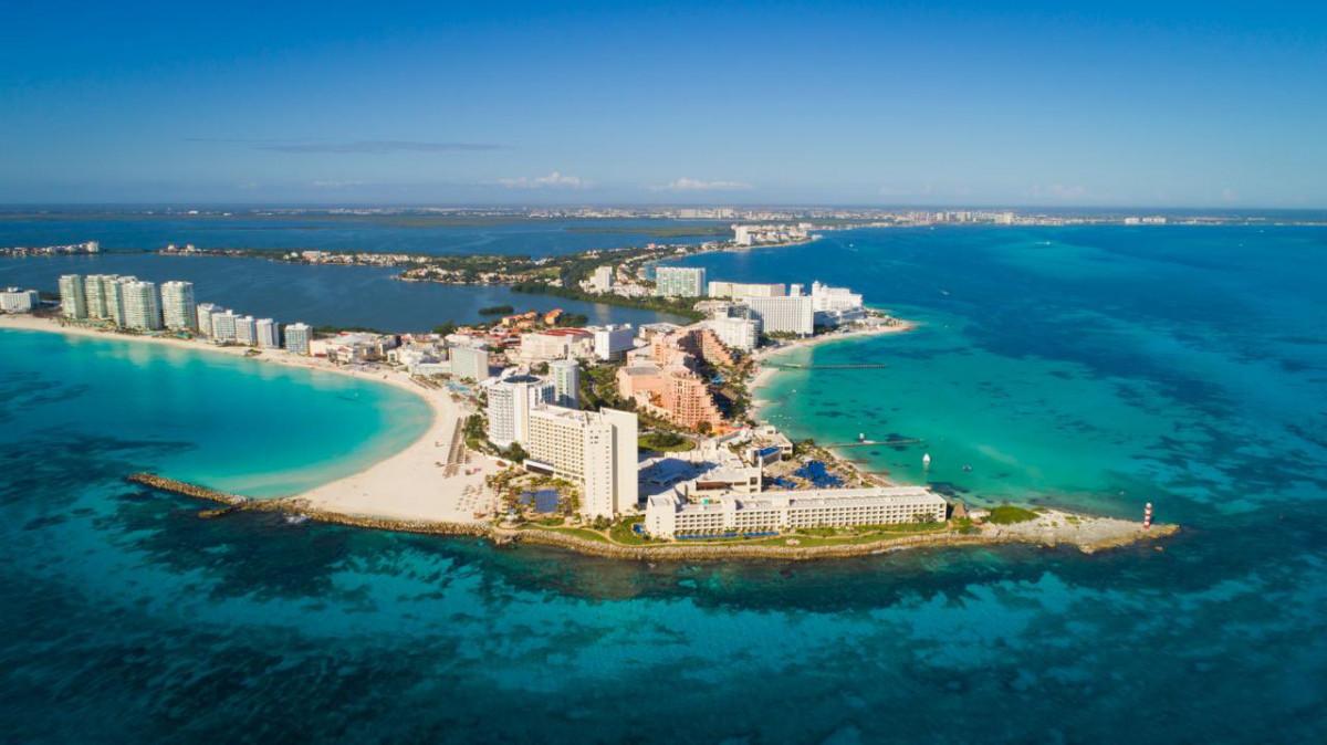 Hoteles de Cancún siguen creciendo en ocupación.