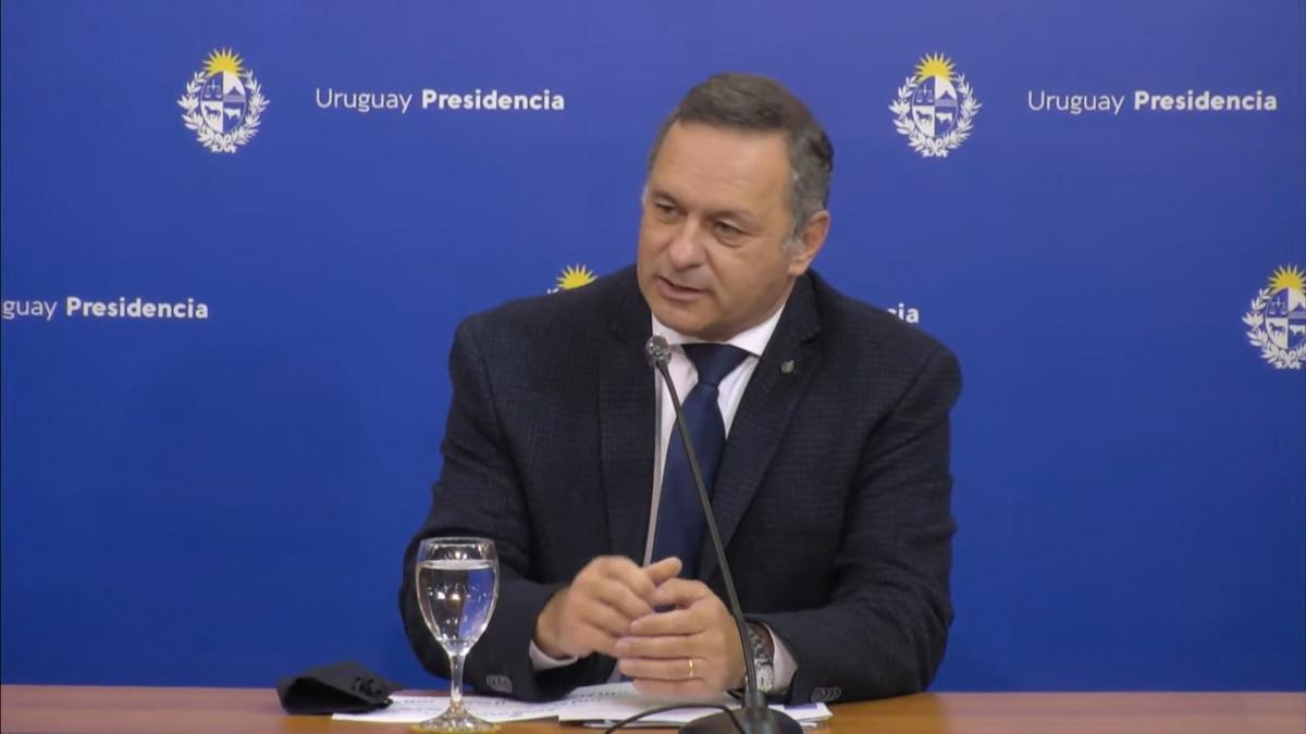 Álvaro Delgado, secretario de Presidencia