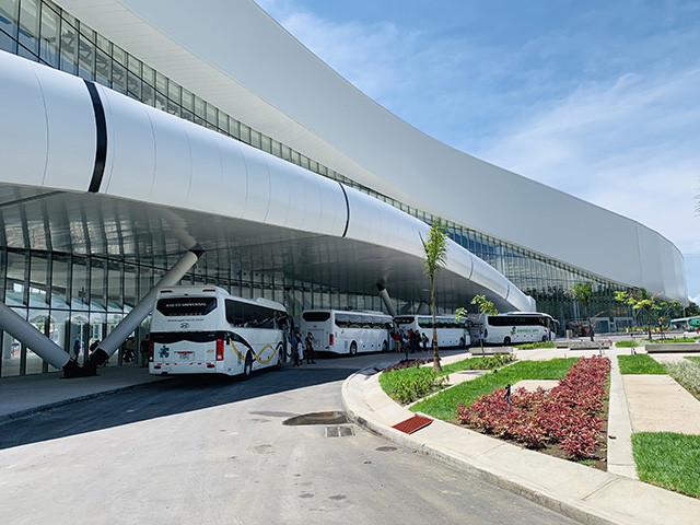 El nuevo Centro de Convenciones de Panamá será inaugurado en agosto de 2021