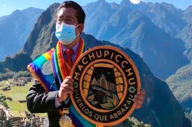 Nueva marca de Machu Picchu y sello para promoción del destino.