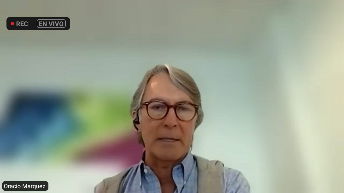 Oracio Márquez, director de Asuntos Externos de IATA para América Latina y El Caribe.