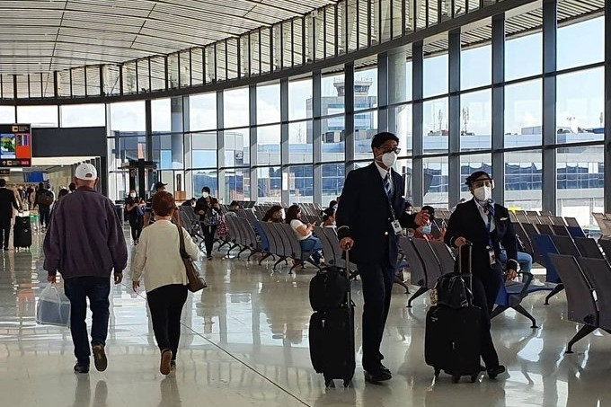 Aeropuerto Internacional Tocumen.