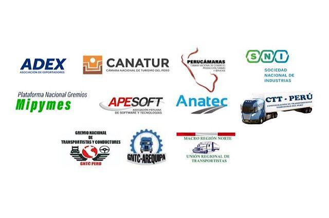 Miembros de la Unión de Gremios del Perú: Imagen: Portal de Turismo de Perú