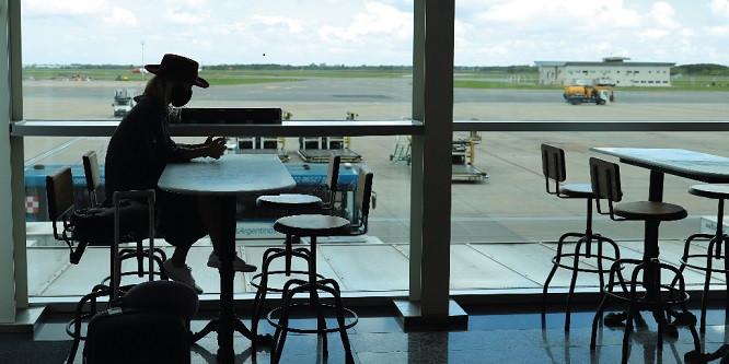 Aeropuerto Internacional de Ezeiza. Foto: AA2000
