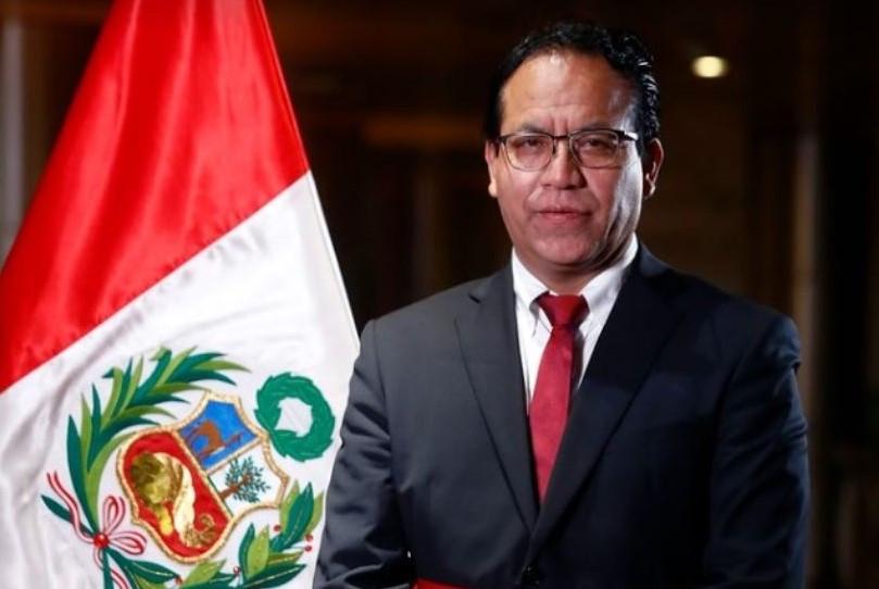 Roberto Sánchez Palomino. Foto: Andina/Difusión