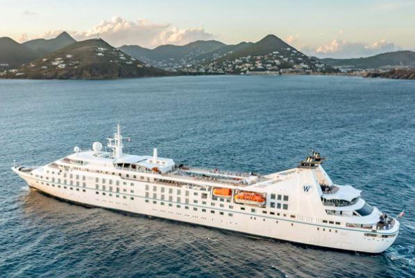 Guna Yala es la primera escala del Star Breeze enel Caribe de Panamá.