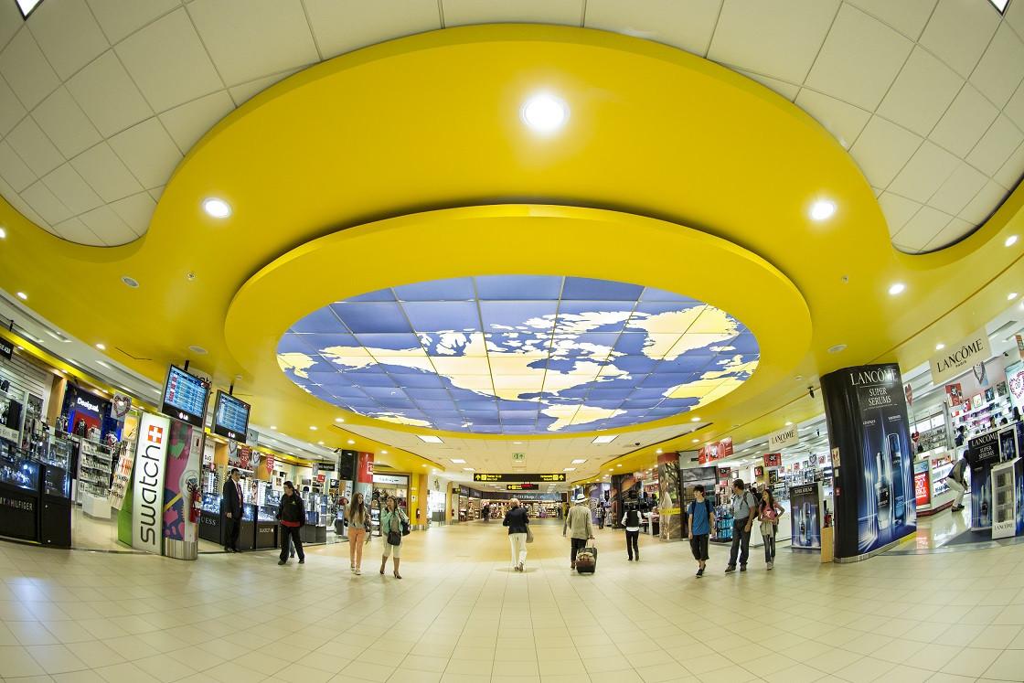 Aeropuerto Internacional Jorge Chávez. Foto: Lima Airport Partners