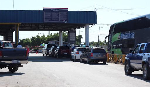 Puesto de frontera entre Argentina y Paraguay. Foto: Migraciones Paraguay