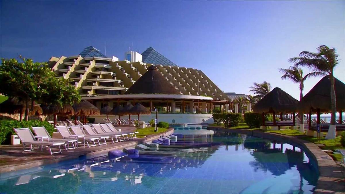 Hotel Paradisus Meliá Cancún.