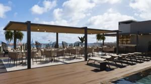 THe abre un nuevo hotel en Las Palmas de Gran Canaria