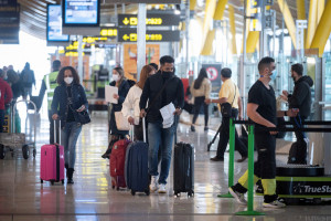 España, Reino Unido y Alemania vuelven a ser los primeros mercados aéreos
