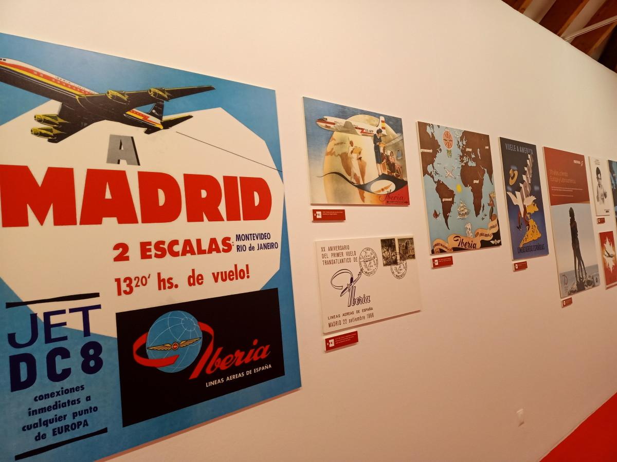 Iberia celebra sus 75 años en Latinoamérica | Transportes