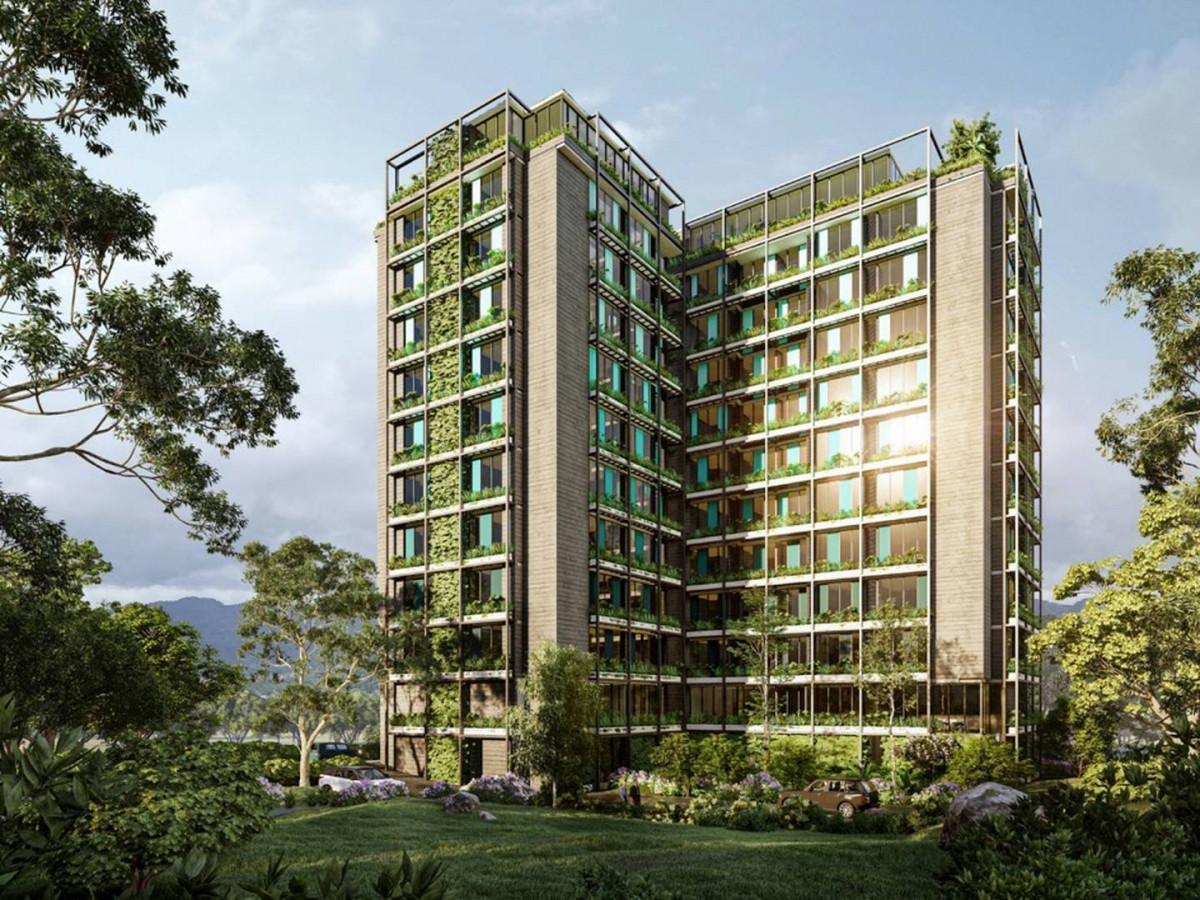 El Residence Inn Alajuela será uno de los dos nuevos establecimientos de la cadena Marriott. Imagen: Saxum Group
