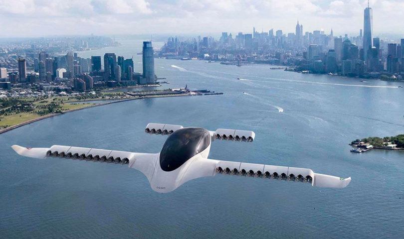 Azul se asoció con Lilium Jet para desarrollar y operar sus aeronaves. Foto: Lilium Jet