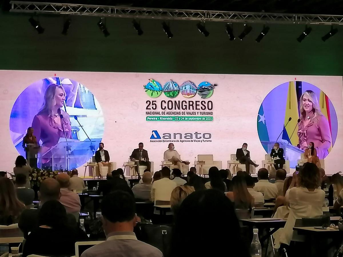 Congreso Nacional de ANATO en Pereira.