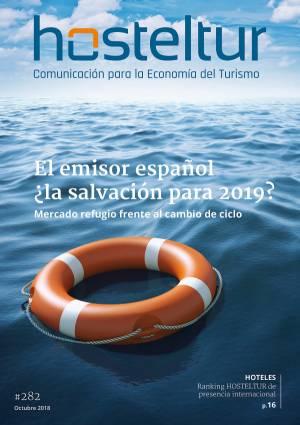 Revista Hosteltur: El emisor español ¿la salvación para 2019?