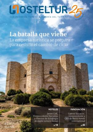 Revista Hosteltur: La batalla que viene