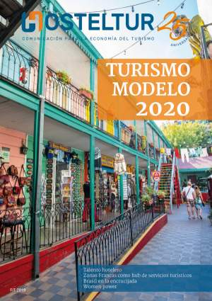 Revista Hosteltur: FIT 2019 - Turismo modelo 2020