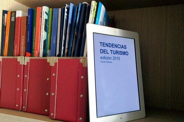 Nuevo ebook gratuito Tendencias del Turismo - edición 2015
